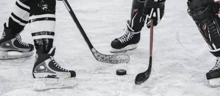 hockey feet